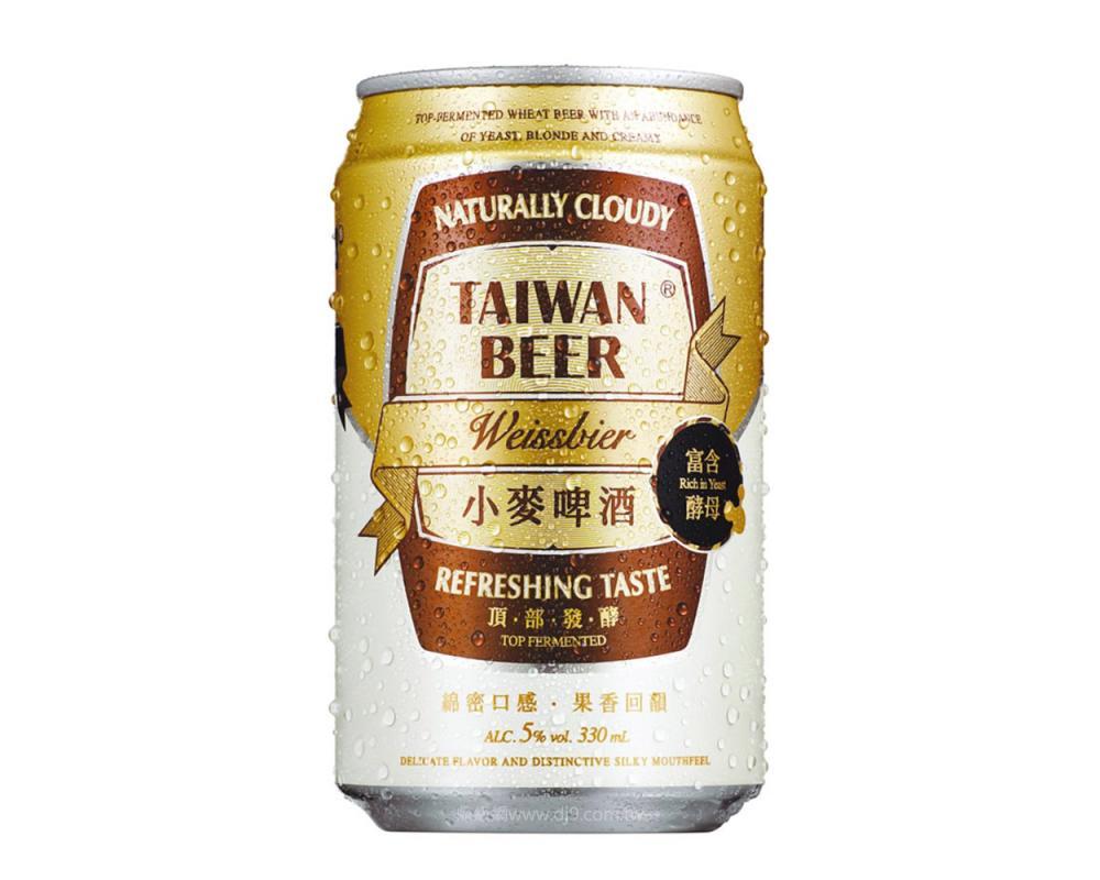 台灣小麥啤酒(330mlx24罐)