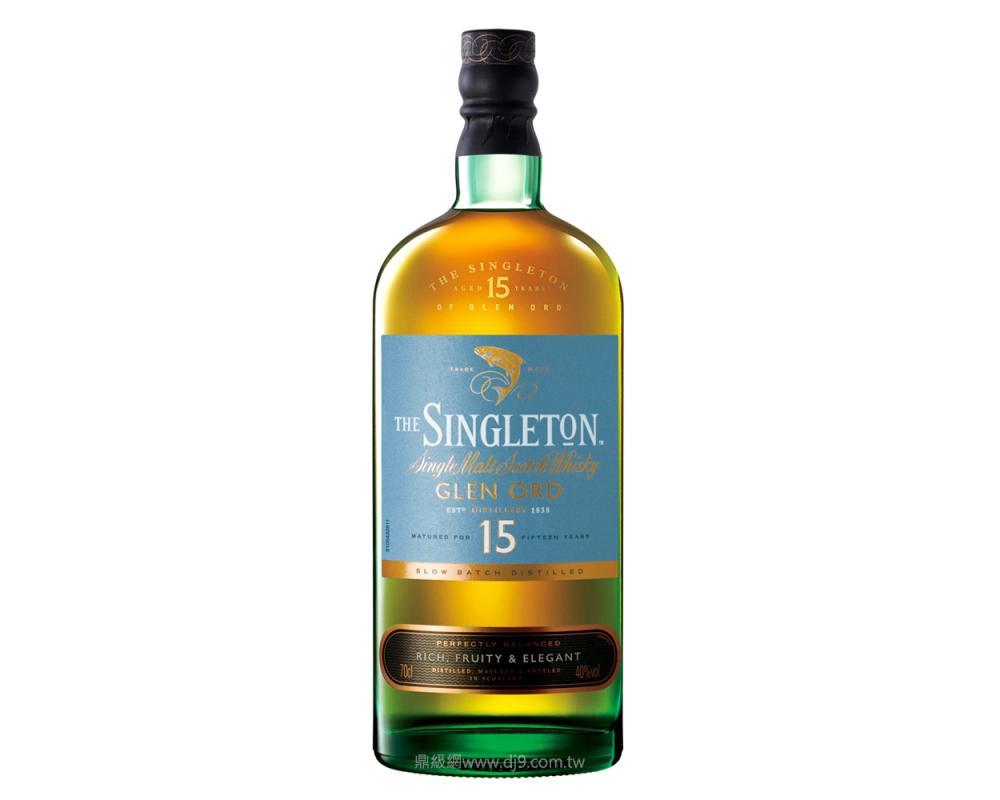 蘇格登15年單一純麥威士忌(亞洲版)