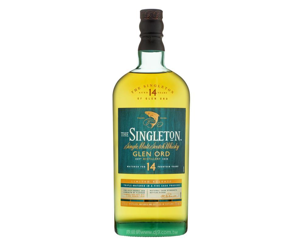 蘇格登14年單一純麥威士忌