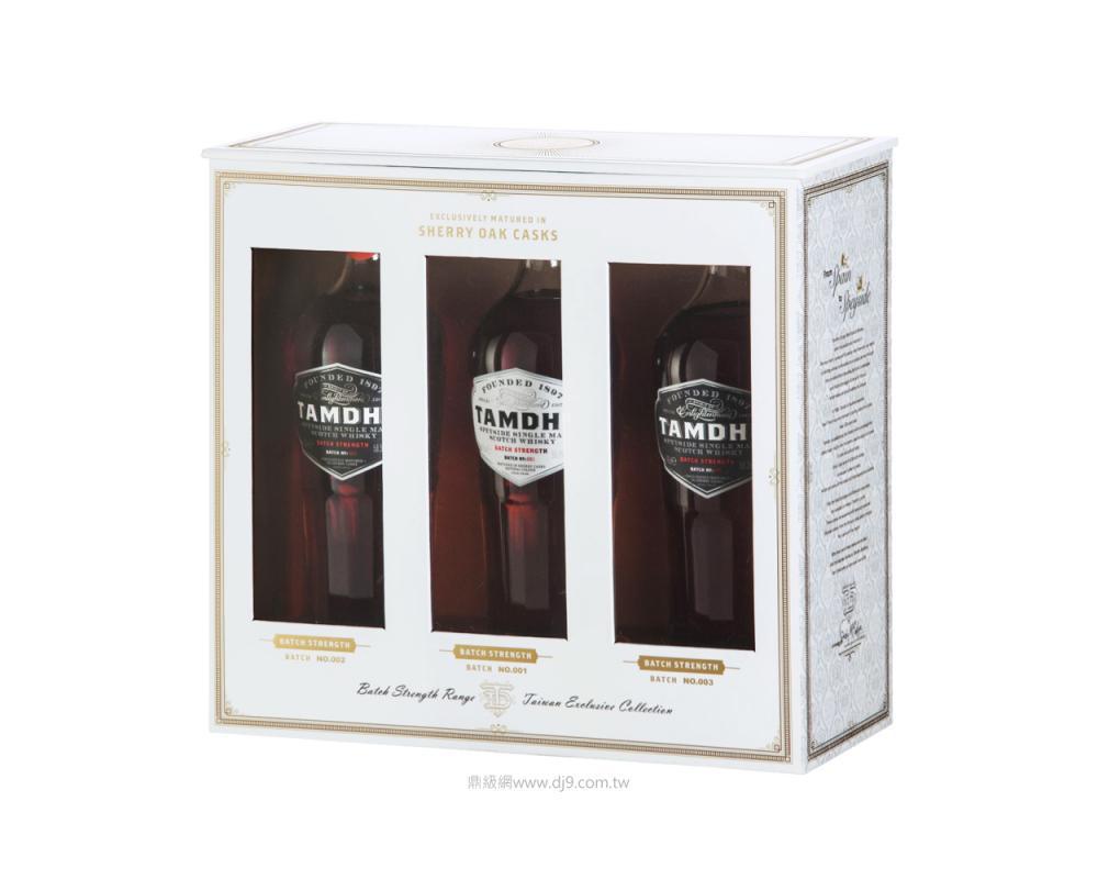 坦杜批次NO.1~3原酒珍藏禮盒
