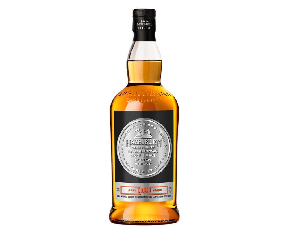赫佐本10年單一純麥威士忌