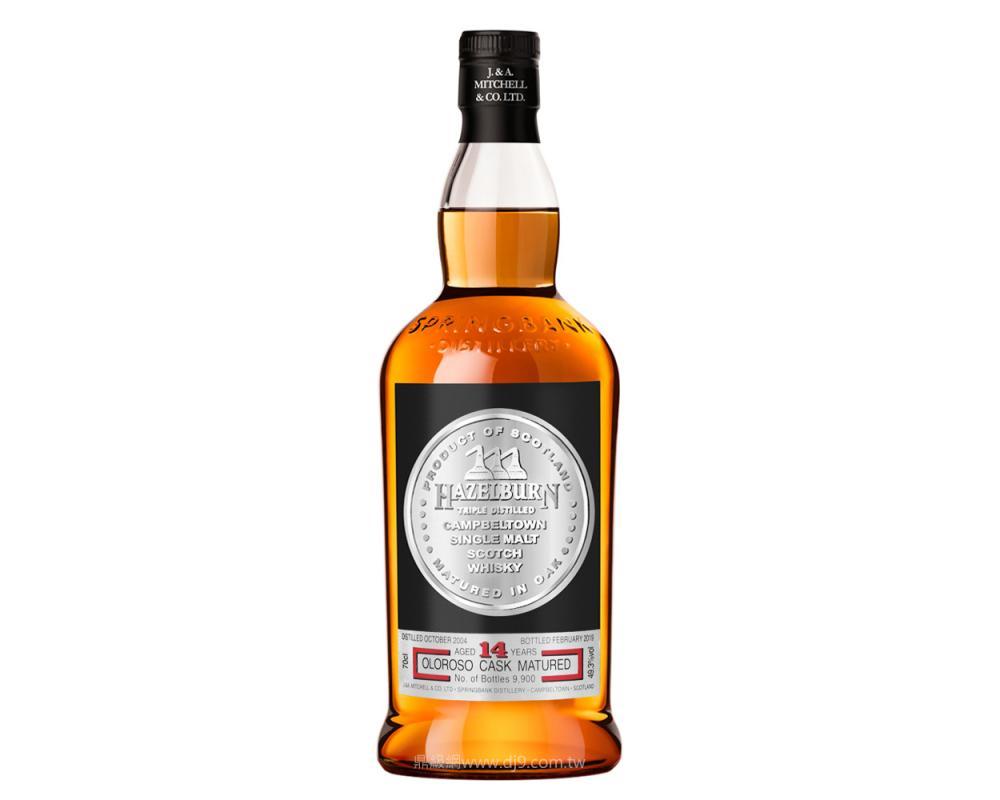 赫佐本14年雪莉桶單一純麥威士忌