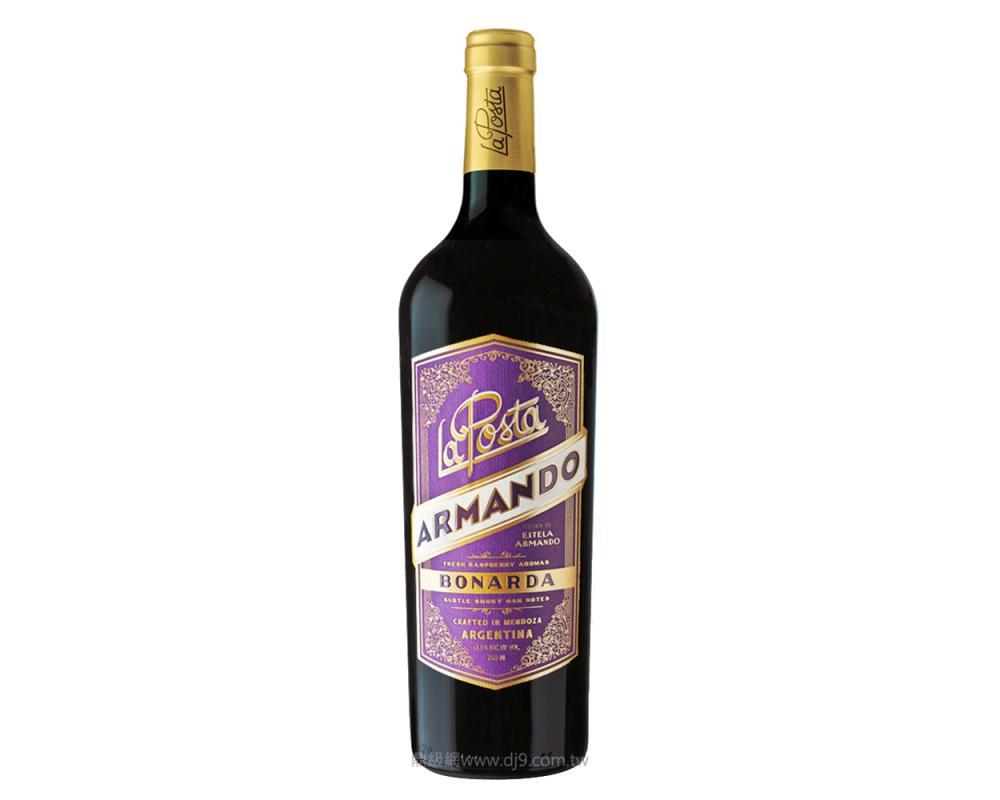 小農五號阿曼柏納達紅酒2018