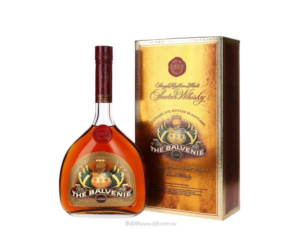 百富18年單一麥芽威士忌(舊版)