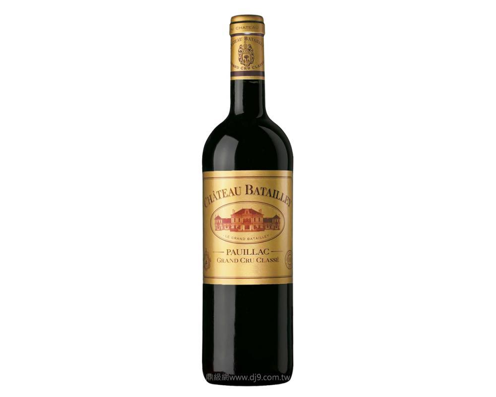巴塔葉一軍紅酒2008