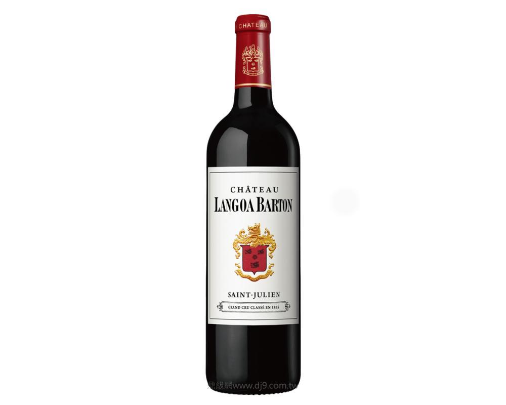 龍佳巴頓一軍紅酒2015