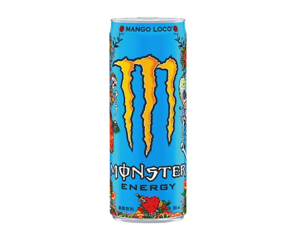 魔爪芒果狂歡能量碳酸飲料(355mlx24罐)