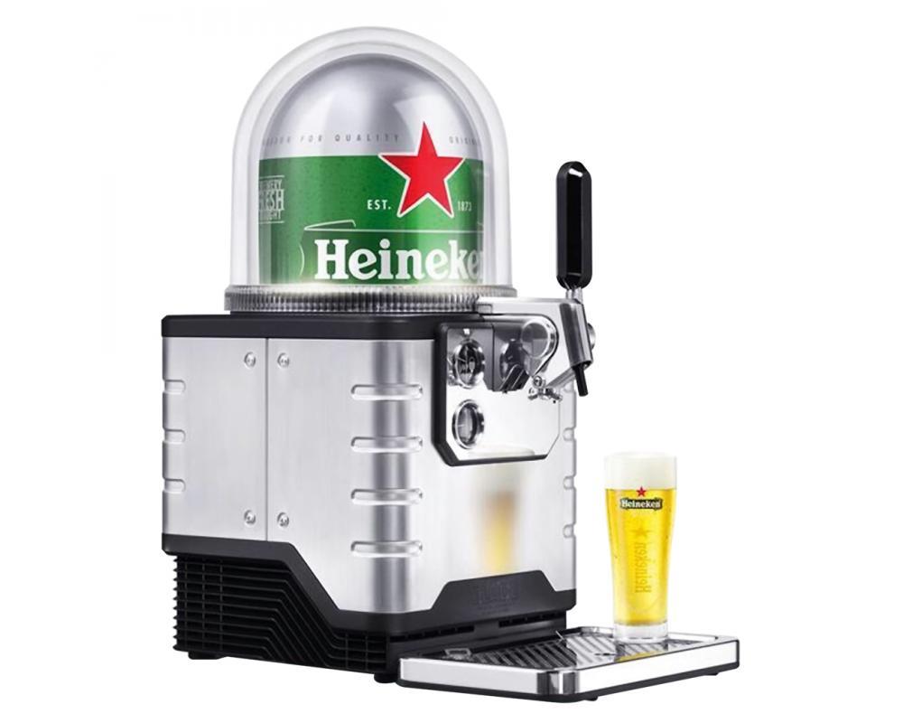 海尼根鮮封生啤太空機