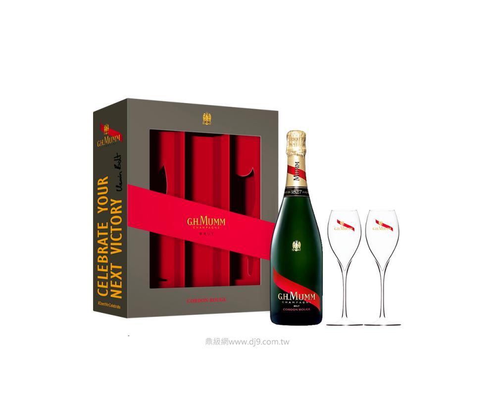 夢香檳-紅帶禮盒