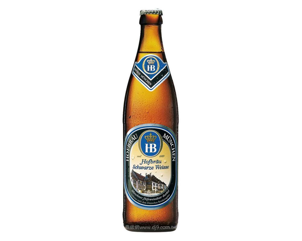 慕尼黑皇家小麥黑啤酒(500mlx20瓶)