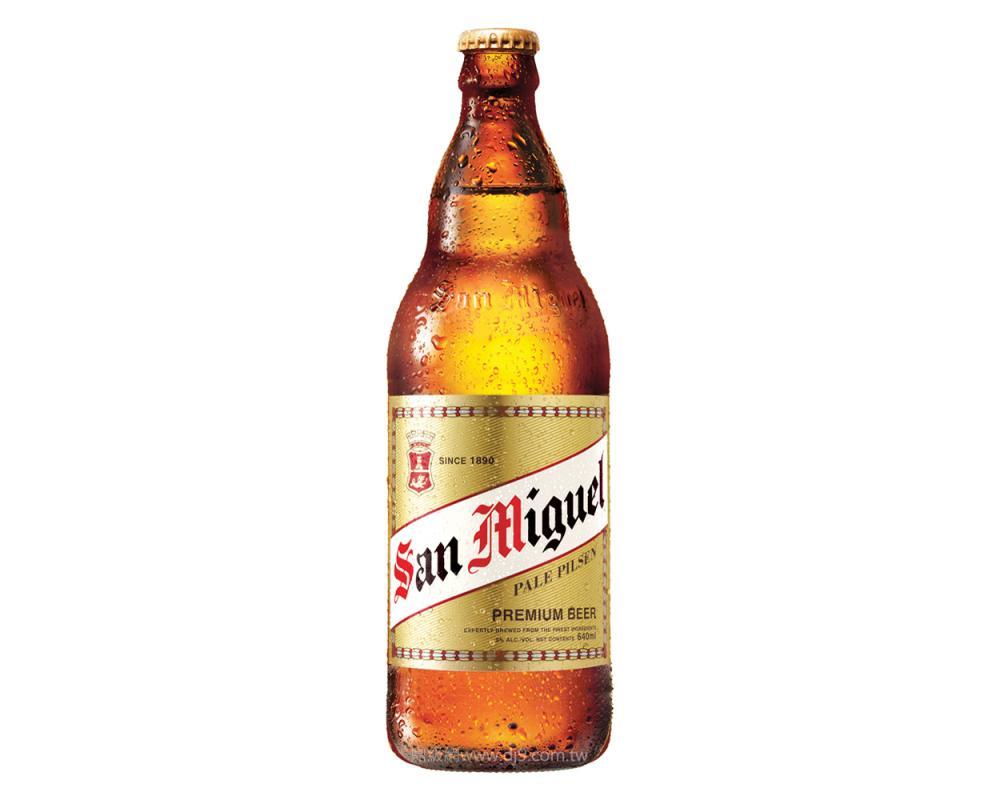 生力啤酒(640mlx12瓶)