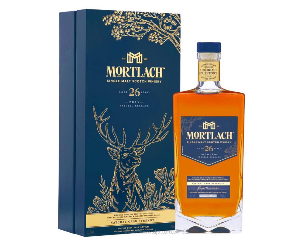 慕赫26年單一麥芽威士忌原酒