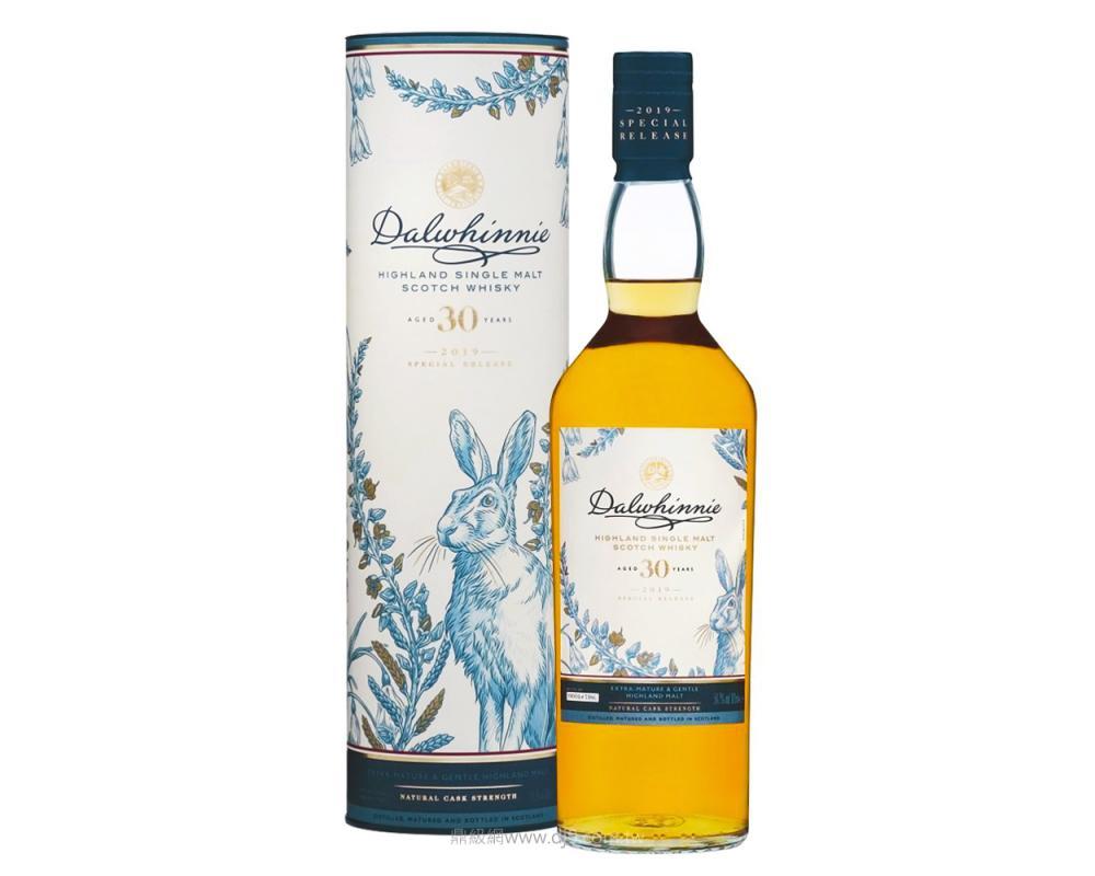 達爾維尼30年單一麥芽威士忌原酒-酒廠年度限量臻選系列