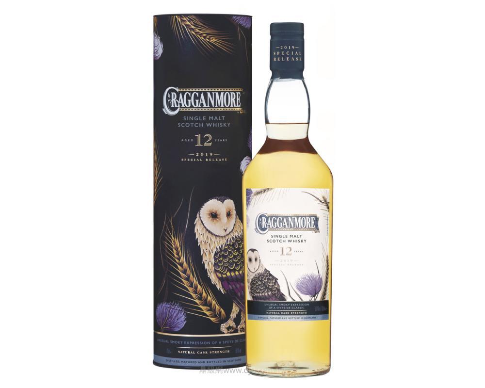 克萊根摩12年單一麥芽威士忌原酒-酒廠年度限量臻選系列
