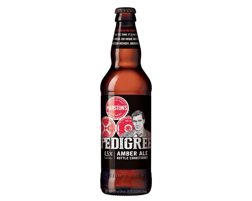 馬斯頓 佩迪里英式琥珀愛爾啤酒(500mlx12瓶)
