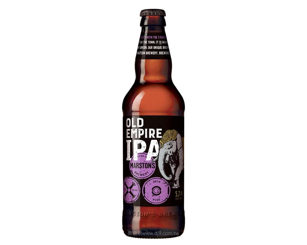 馬斯頓 舊帝國IPA啤酒(500mlx12瓶)
