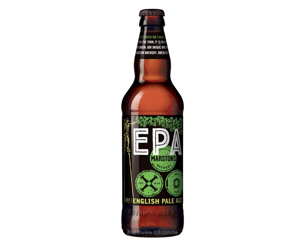馬斯頓 英式淡色愛爾啤酒(500mlx12瓶)