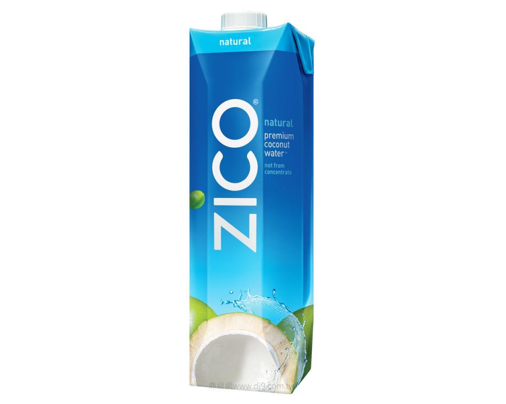 ZICO椰子水(1000mlx12盒)