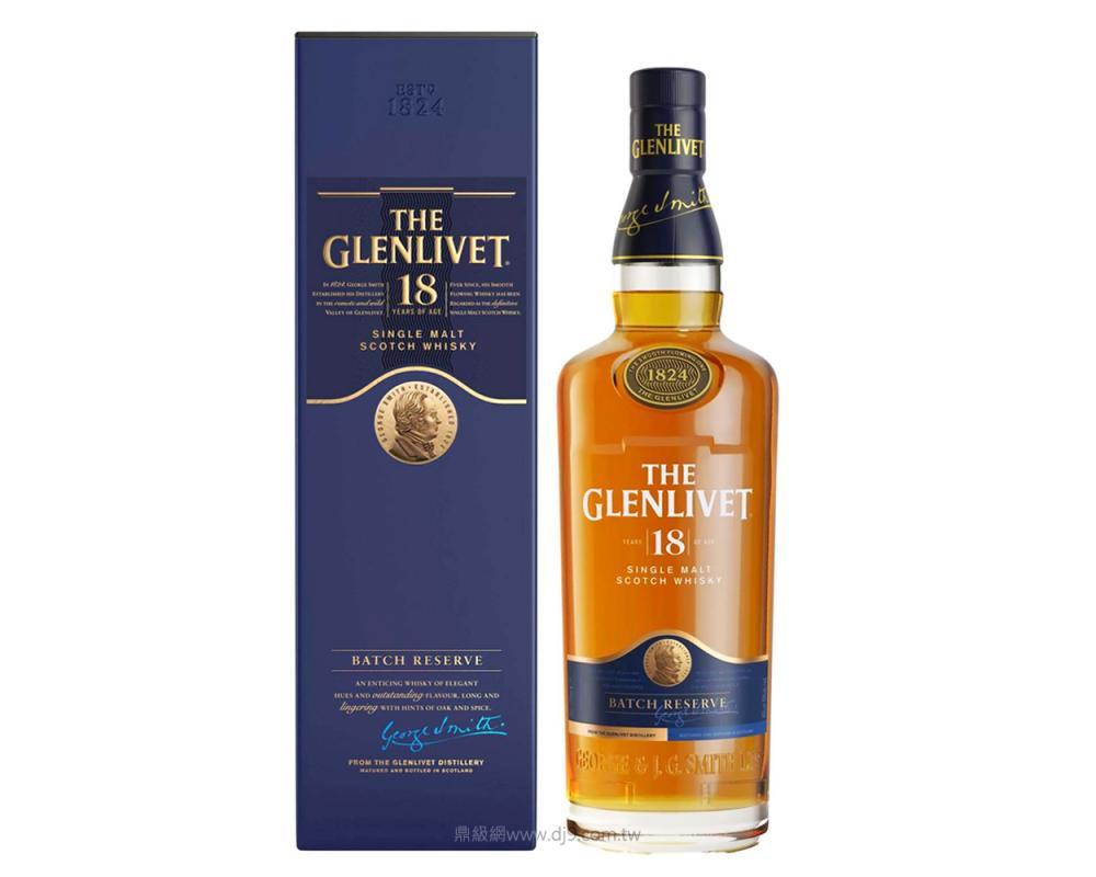 格蘭利威18年單一麥芽威士忌