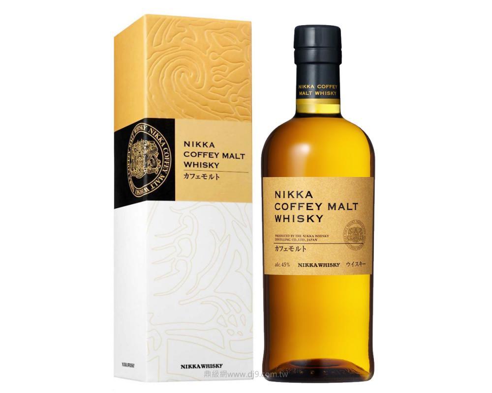 Nikka Coffey單一穀物威士忌