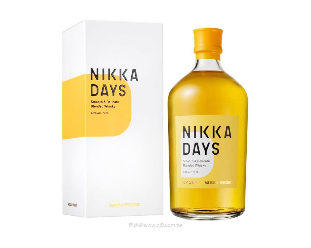 日本 NIKKA DAYS 調和威士忌.700ml