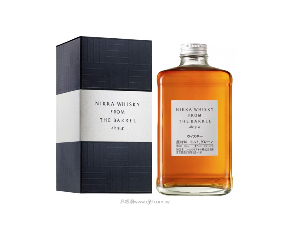 日本 NIKKA FROM THE BARREL威士忌.700ml