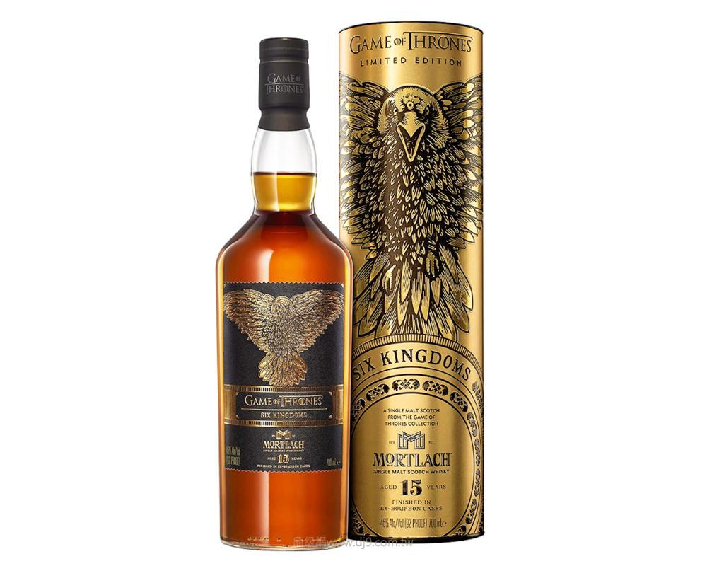 慕赫15年《三眼烏鴉》單一麥芽威士忌-冰與火之歌聯名限定版