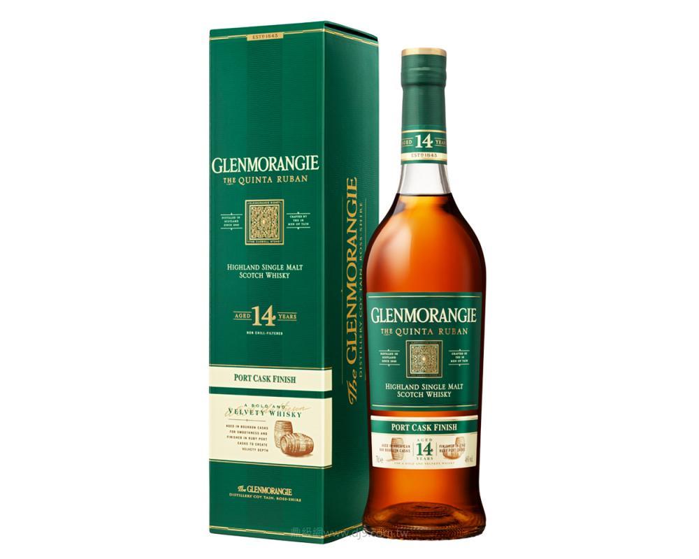 格蘭傑14年波特桶單一麥芽威士忌