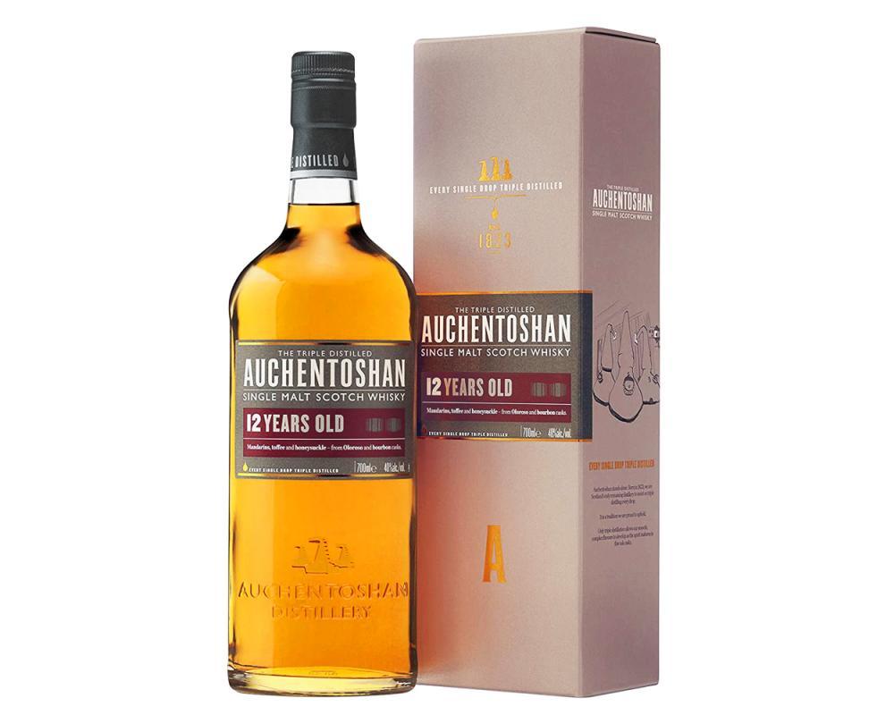 歐肯特軒12年單一純麥威士忌