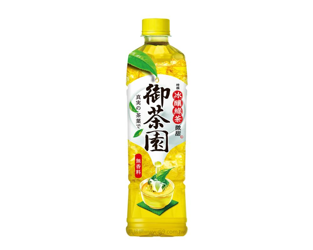 御茶園 特撰冰釀綠茶(550mlx24瓶)