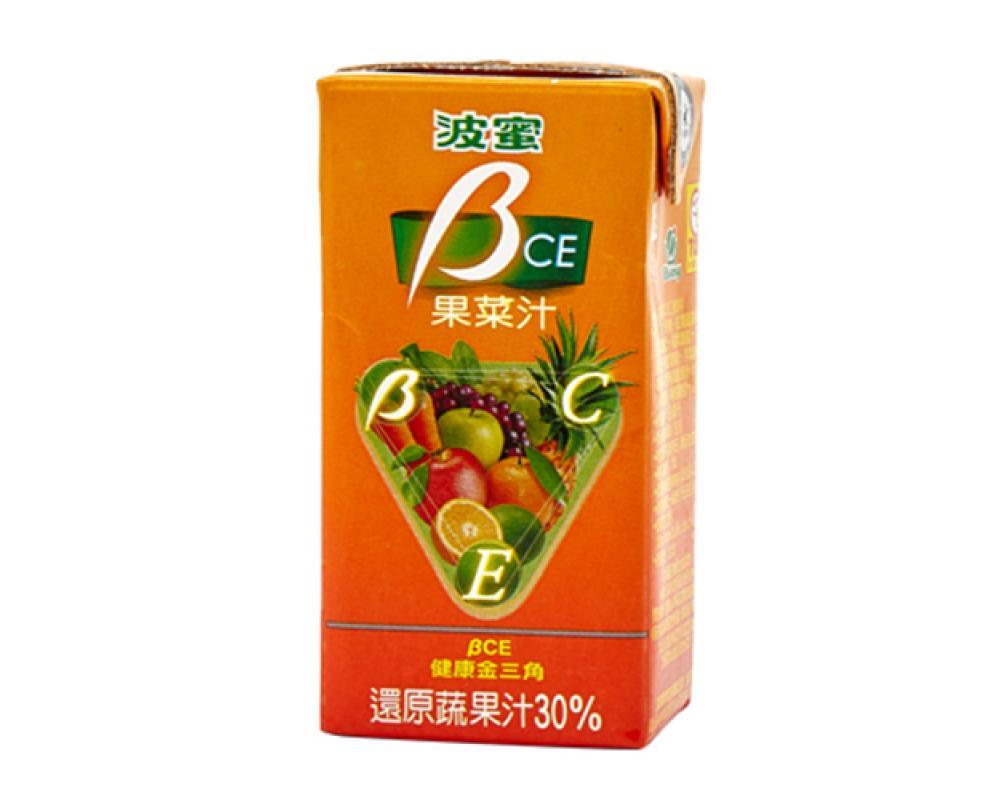 波蜜果菜汁BCE