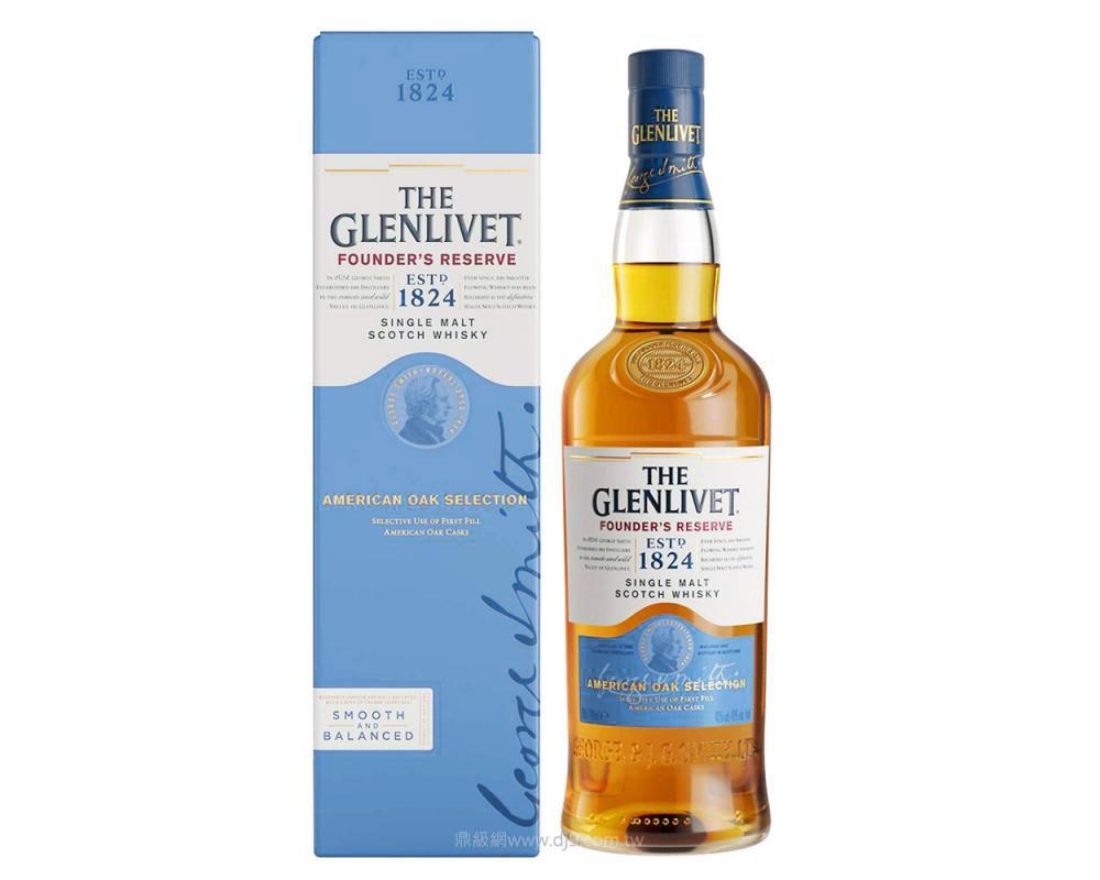 格蘭利威創者臻藏單一麥芽威士忌