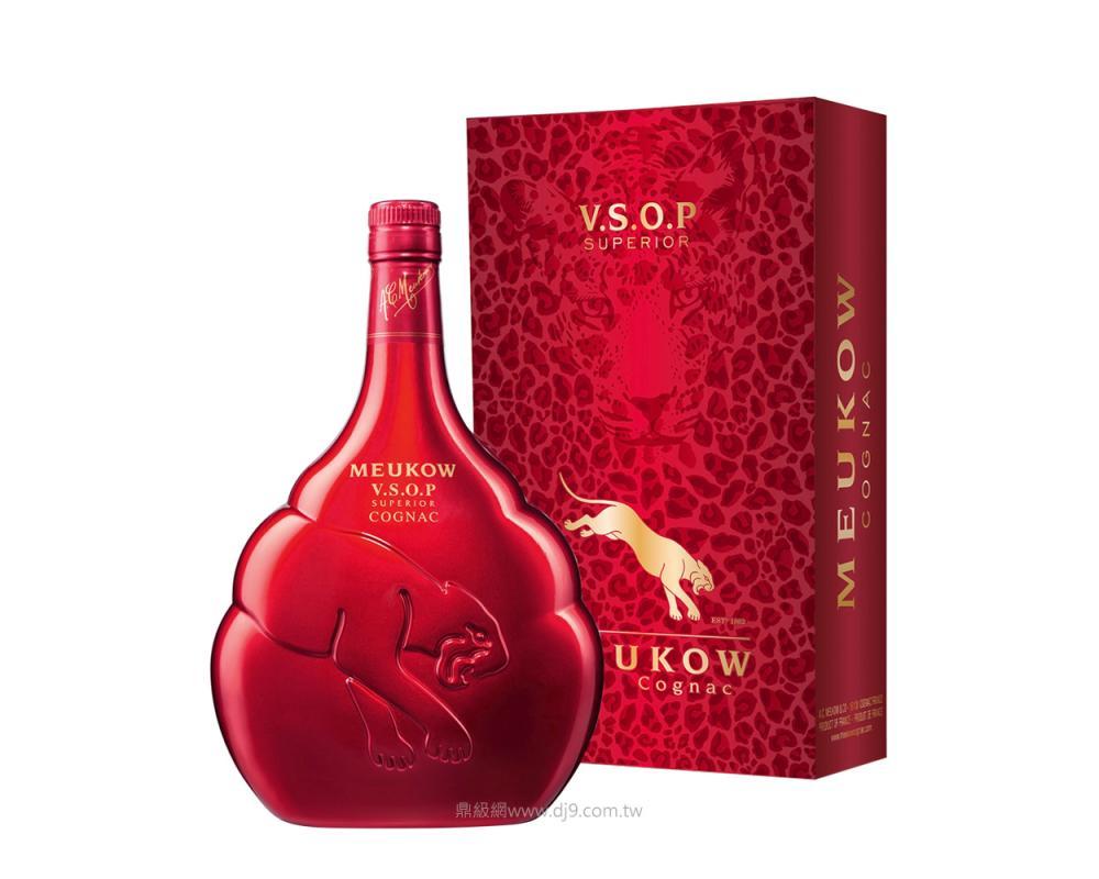 金豹VSOP干邑白蘭地-喜氣紅紀念版