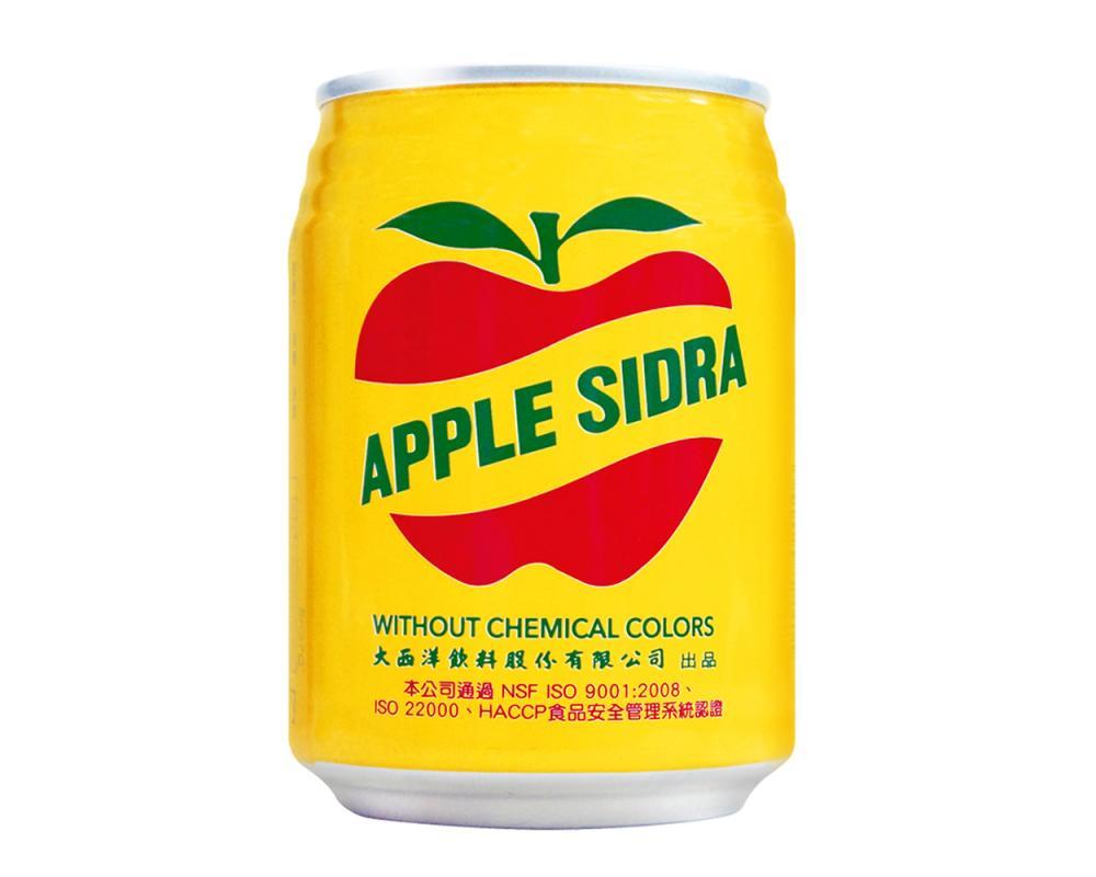 蘋果西打(250mlx24罐)