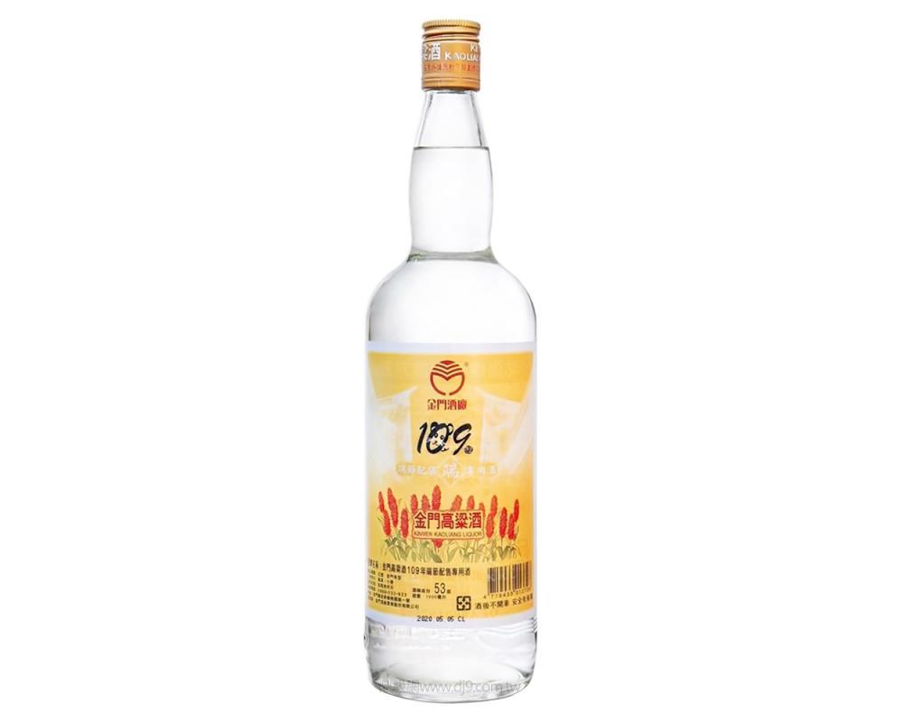 金門高粱109端節酒