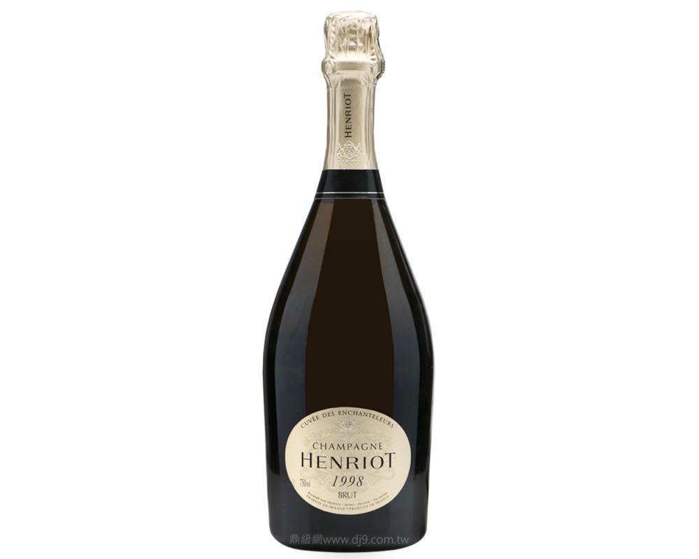 Cuvee des Enchanteleurs Henriot Champagne Brut 1998