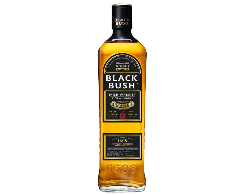 布什米爾黑樽調和威士忌