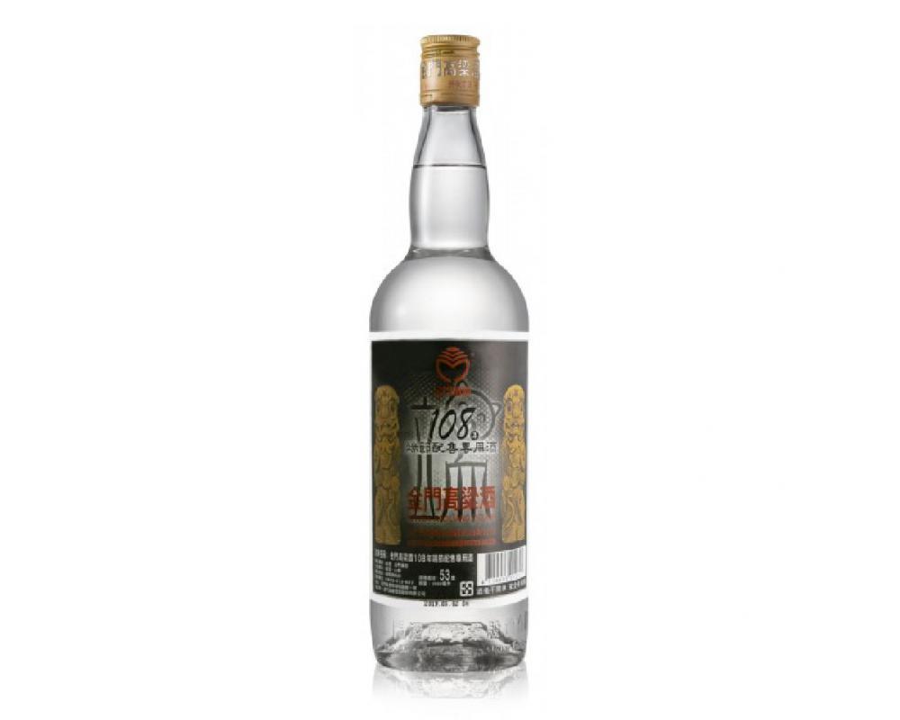 金門高粱108端節酒