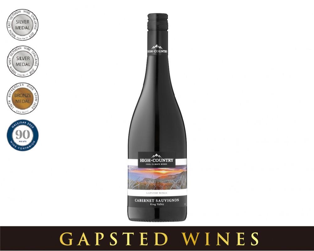 澳洲 澳秘高原卡本內蘇維翁紅酒.750ml