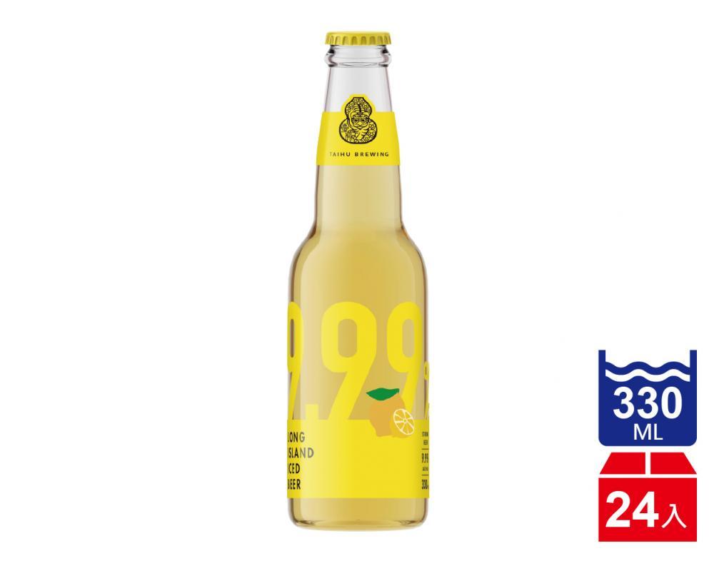 臺虎精釀 臺虎長島冰啤.330ml(330mlx24入)