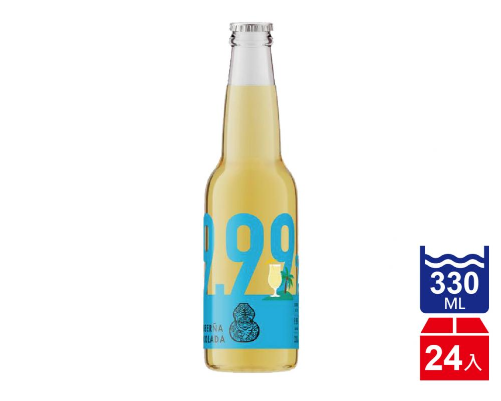 臺虎精釀 啤拿可樂達.330ml(330mlx24入)