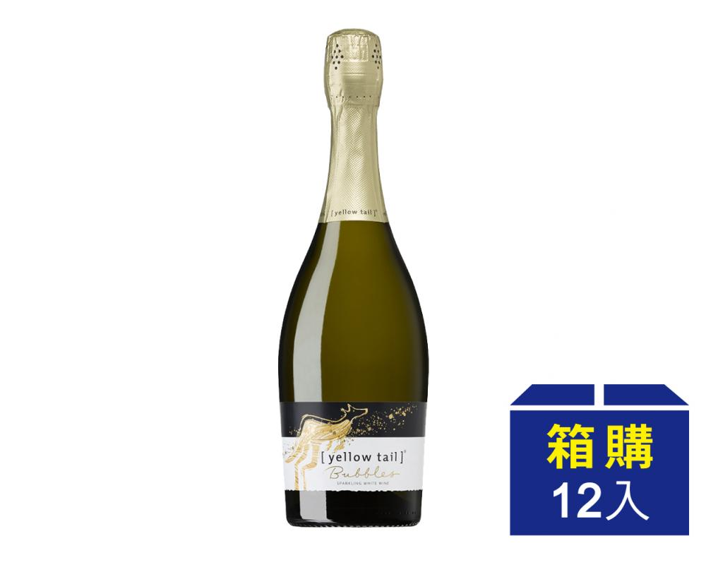 【箱購優惠】澳洲 黃尾袋鼠汽泡酒.750ml(12入)