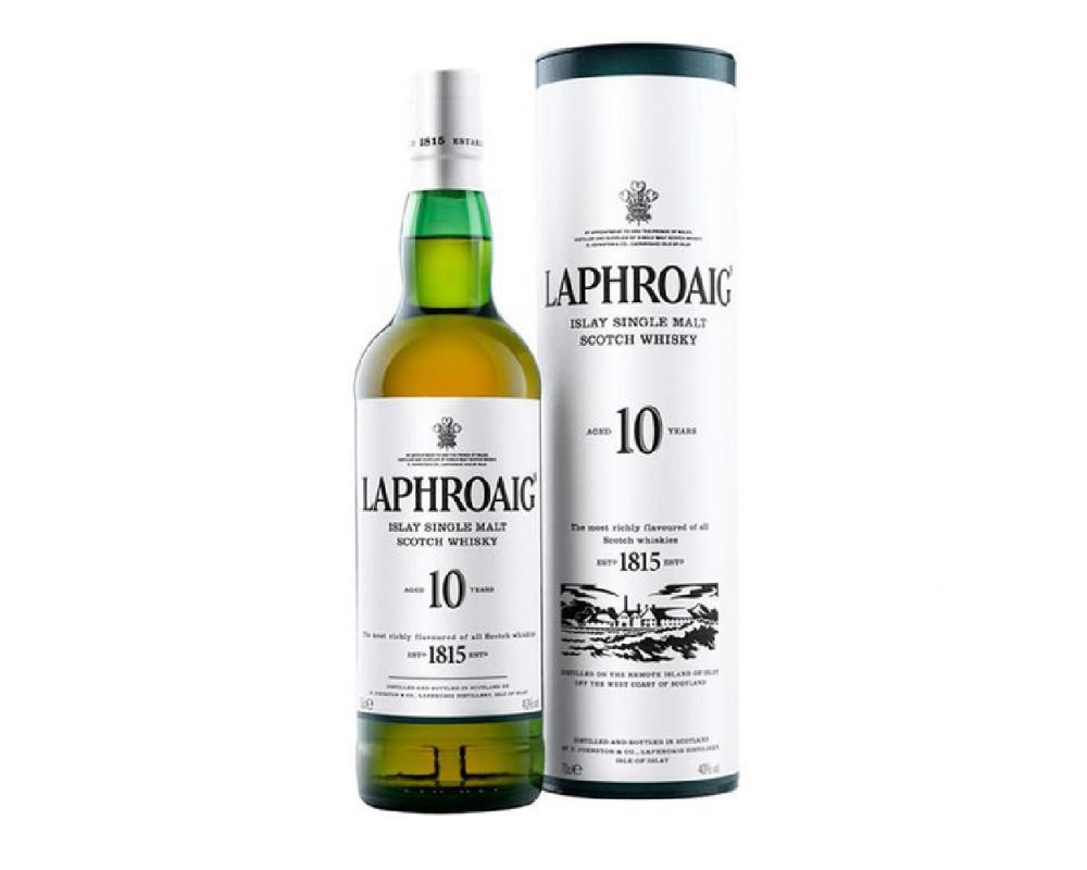 蘇格蘭 拉弗格 10年單⼀純麥威⼠忌.700 ml