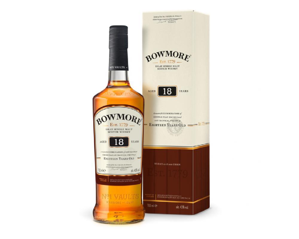 蘇格蘭 波摩 18年單一麥芽威士忌.700ml