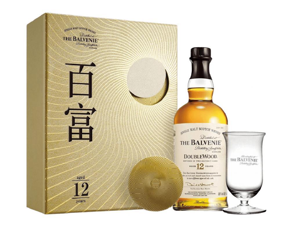 蘇格蘭 百富12年 單一純麥威士忌.700ml(威士忌禮盒-2021新春限定)