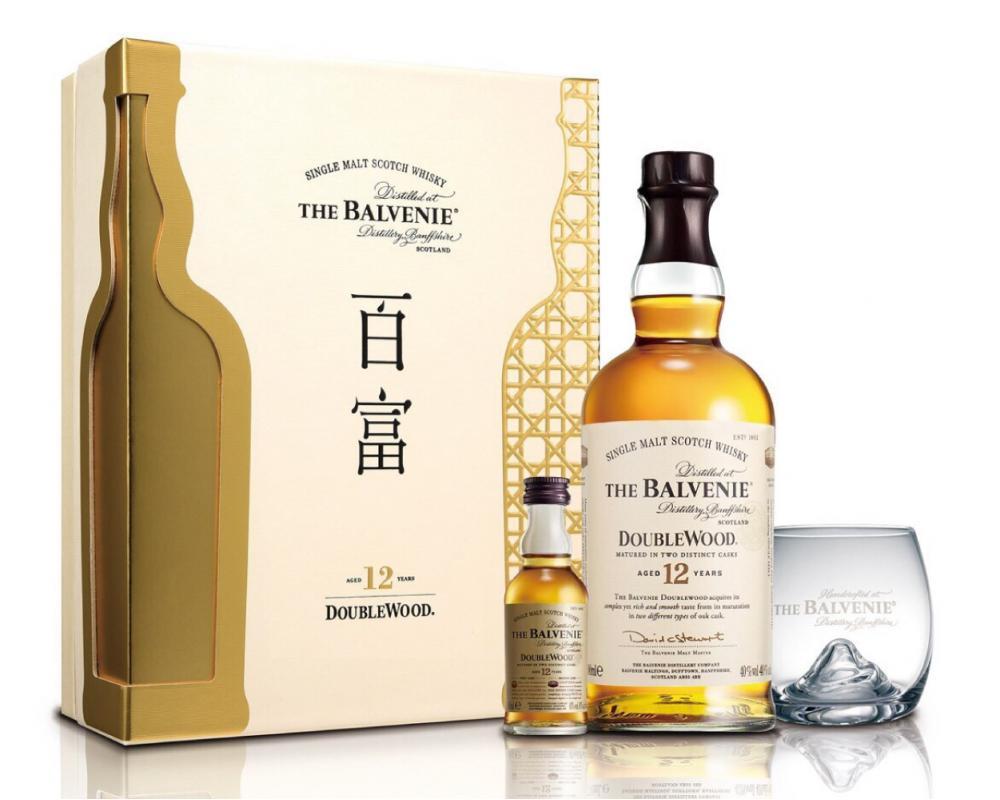 蘇格蘭 百富12年 單一純麥威士忌.700ml(威士忌禮盒-2020新春限定)