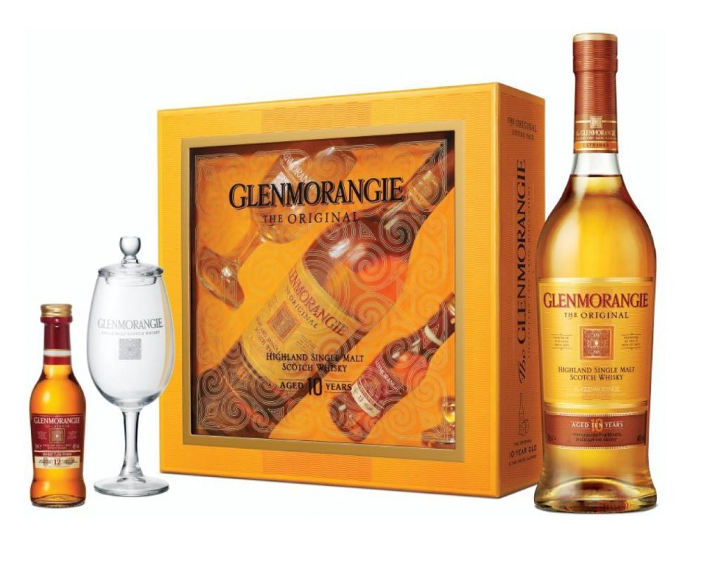 蘇格蘭 格蘭傑 經典單⼀純麥威⼠忌.700ml(威士忌禮盒-2019限量)