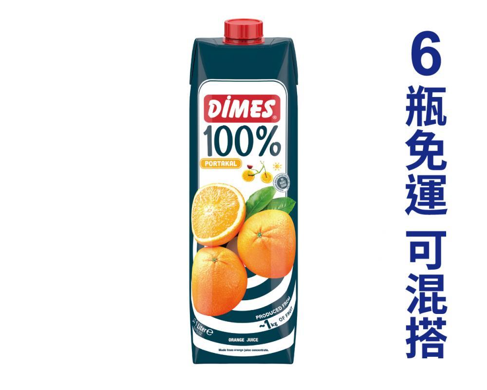 地美 柳橙汁.1L