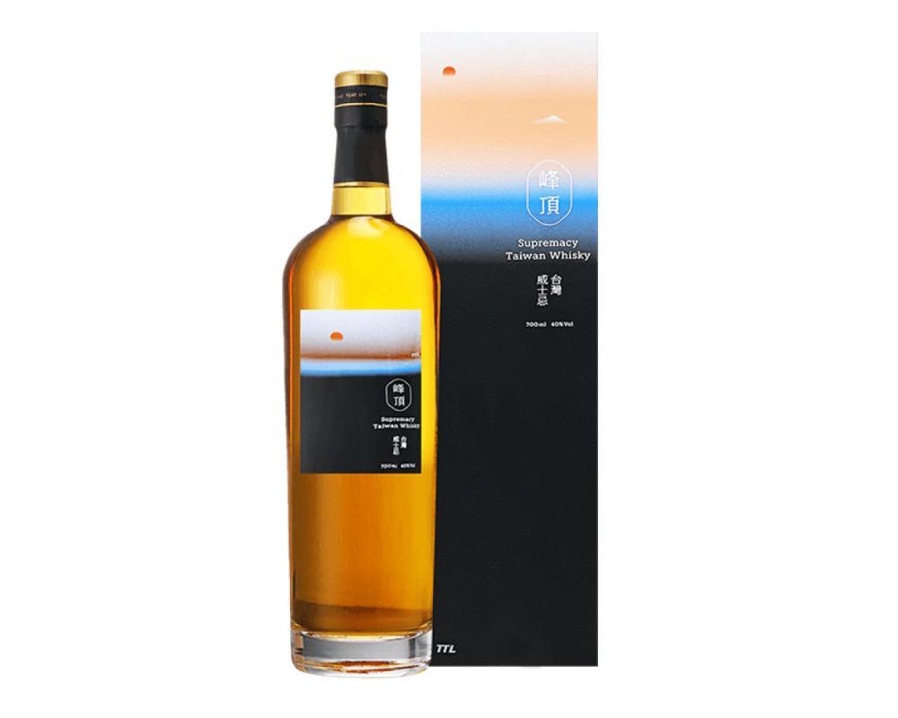 台酒 玉尊峰頂台灣威士忌.700ml