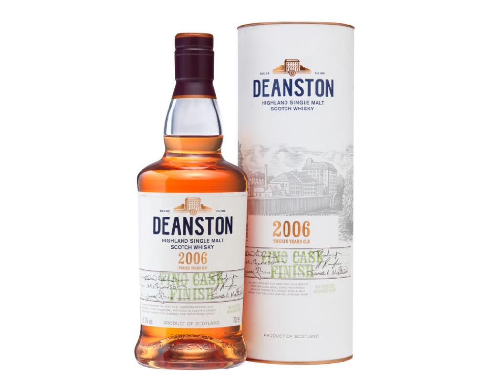 蘇格蘭 汀士頓2006 FINO雪莉桶 單一麥芽威士忌.700ml